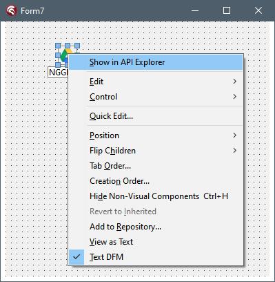API Explorer
